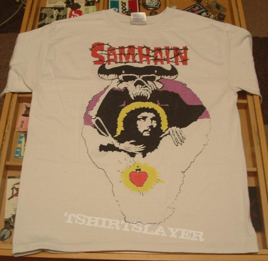 Samhain danzig god don t like it bootleg shirt 2012 for Band t shirt designs for sale