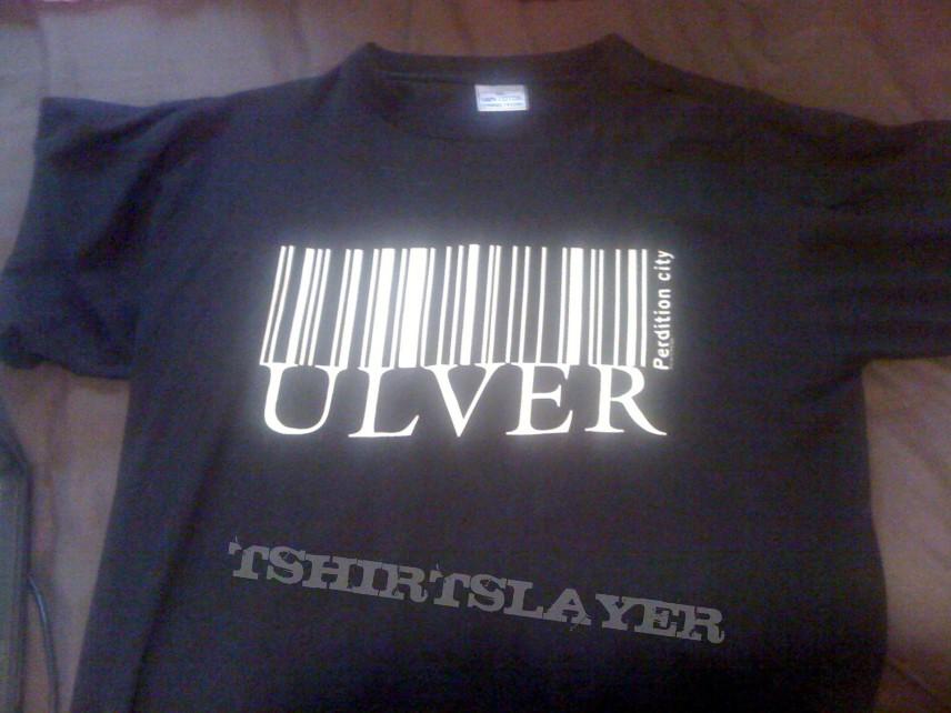 Ulver Perdition City Shirt Tshirtslayer Tshirt And