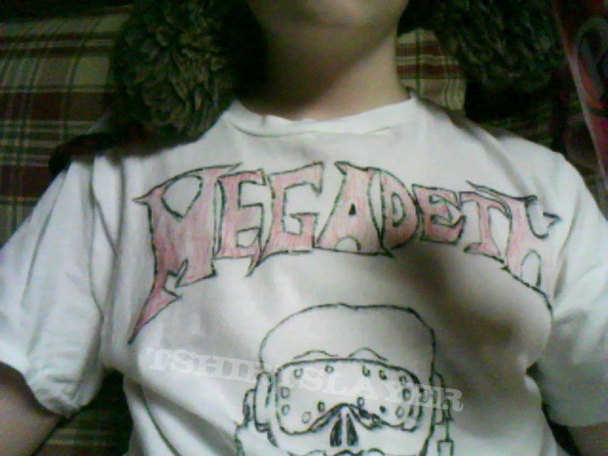 TShirt or Longsleeve - Peace Sells fan made shirt