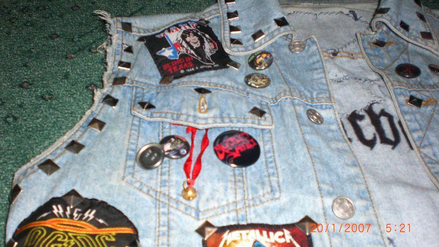 My Battle Jacket (Kutte)