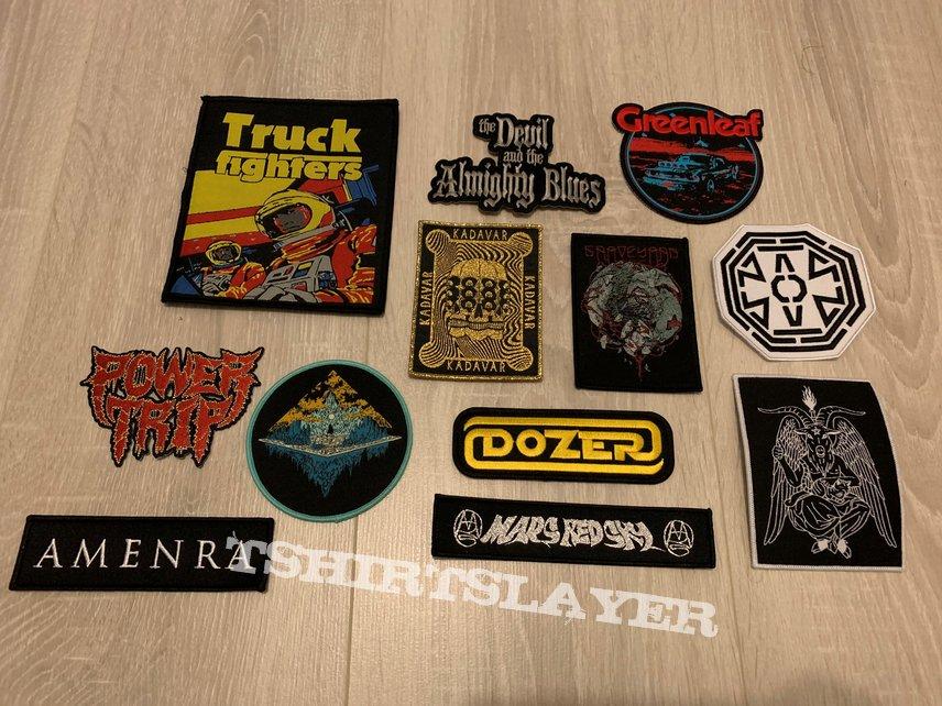 stoner / doom /  trash crossover patches