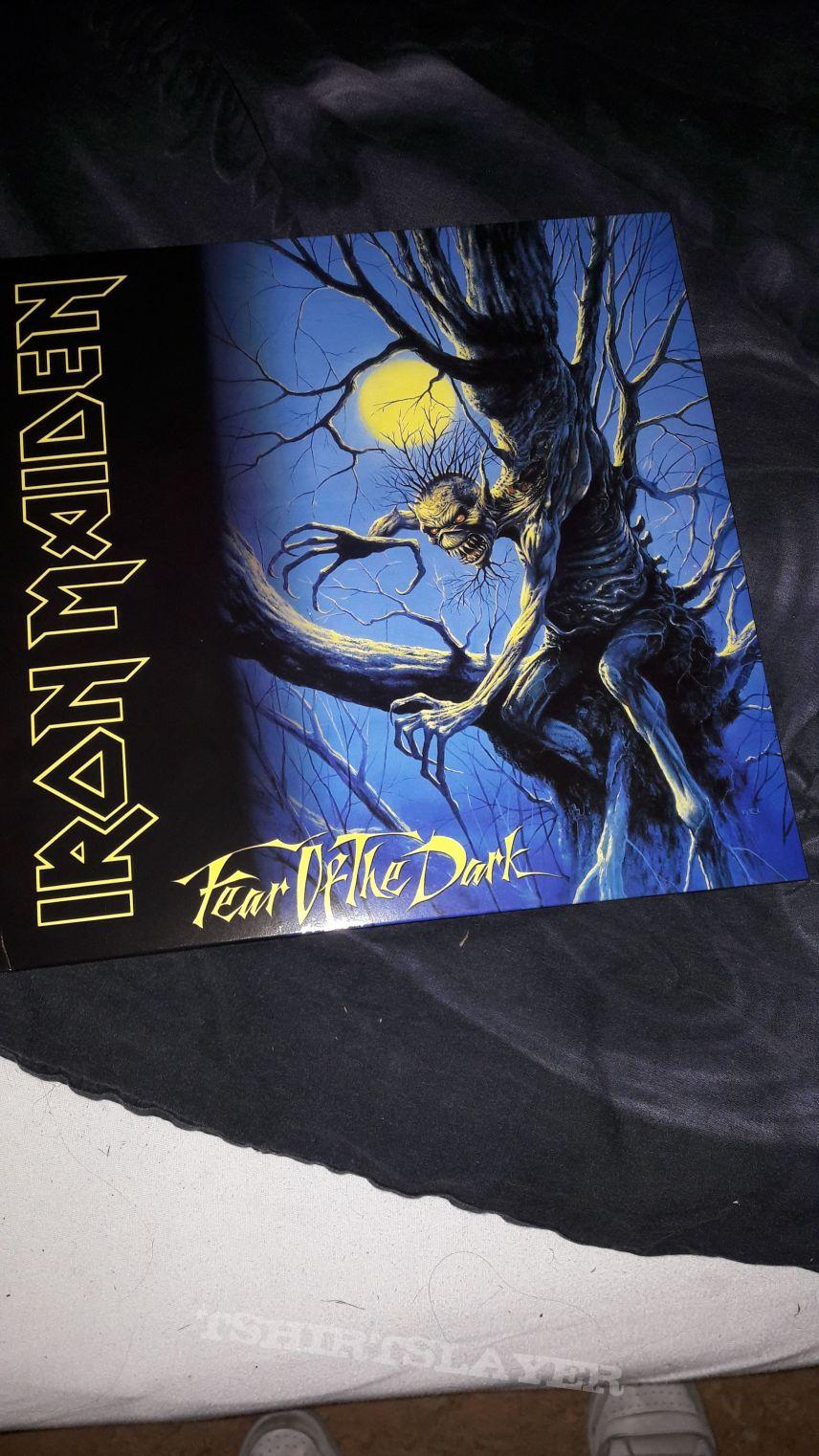 Iron Maiden Fear Of the Dark Vinyl