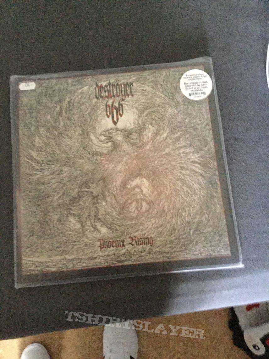 Deströyer 666 Phoenix Rising Vinyl