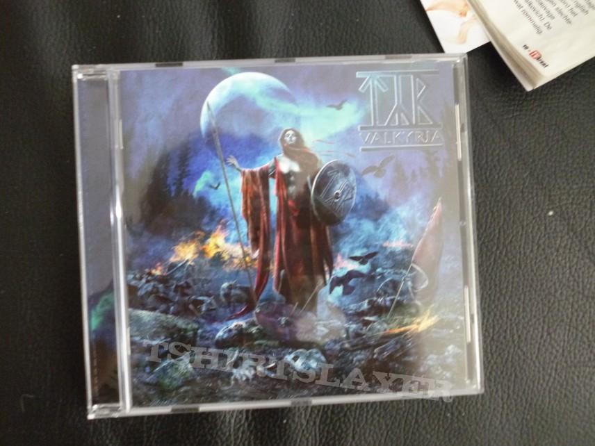 Tyr Valkyria CD