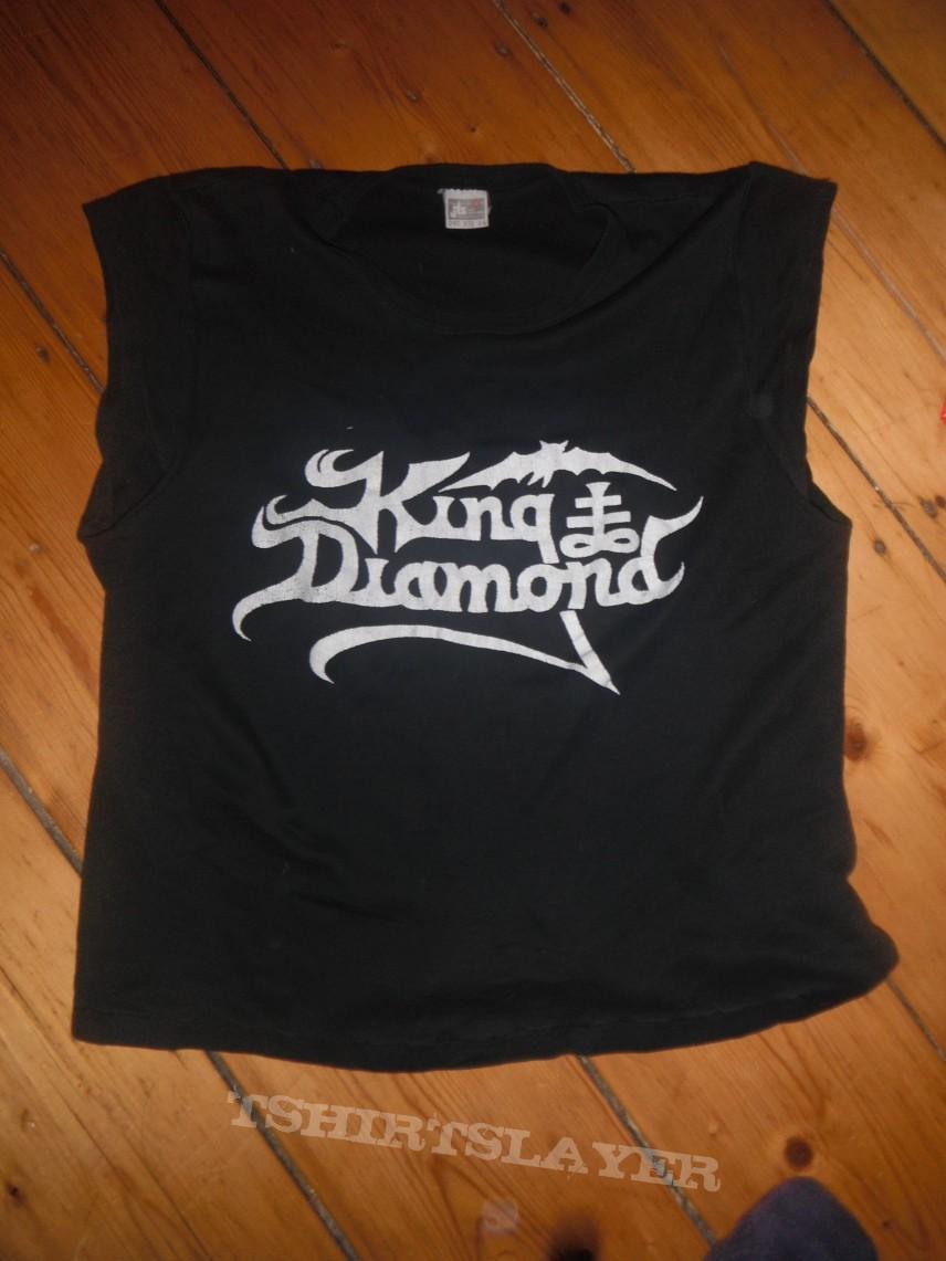 TShirt or Longsleeve - Original King Diamond shirt