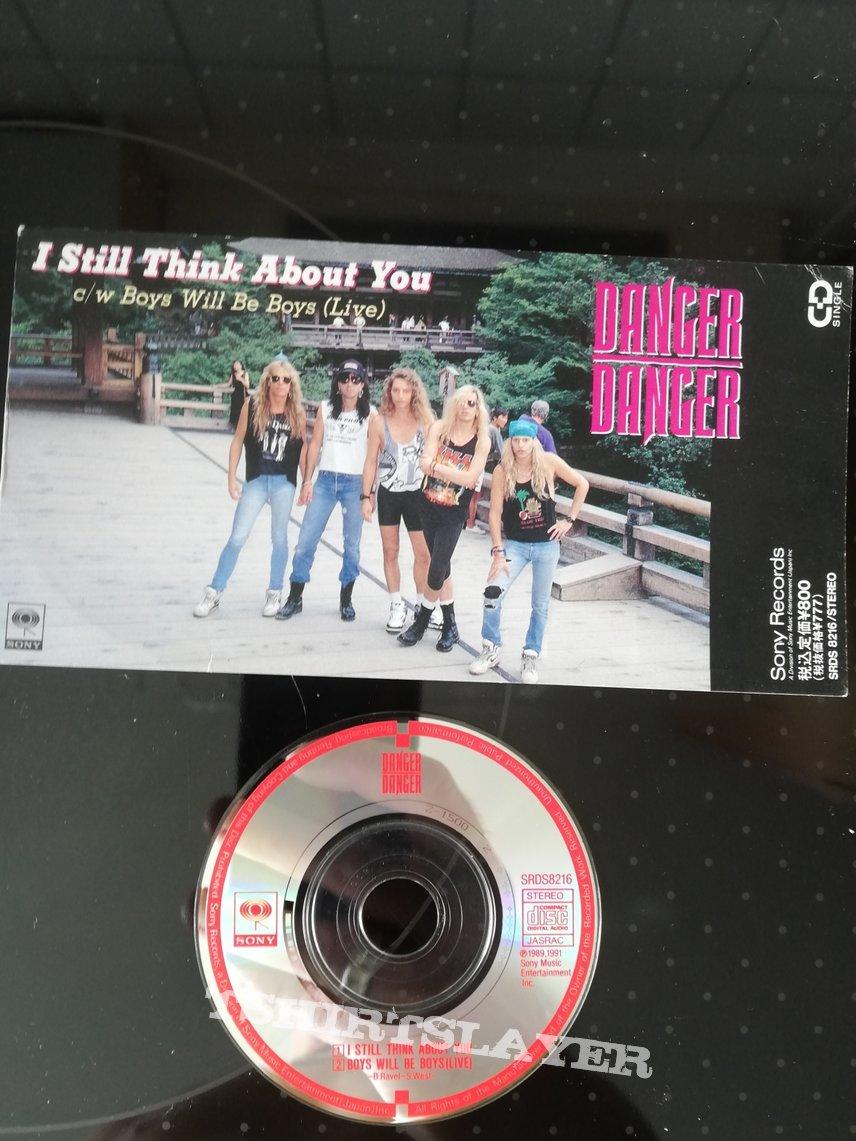 Danger Danger - I still think... 3 inch mini single cd