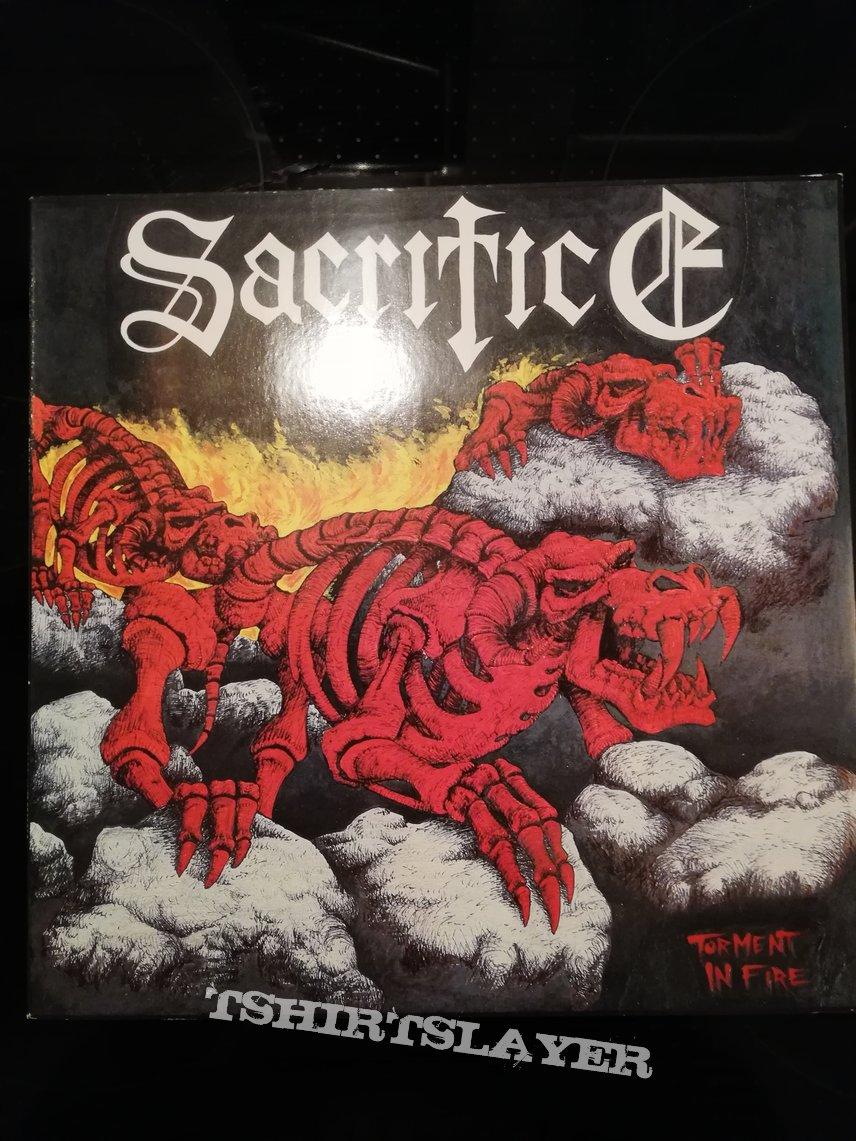 Sacrifice - Torment in fire