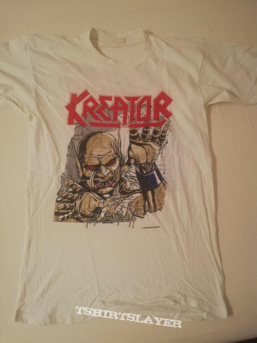 Kreator - Extreme Aggressions Tourshirt 1989