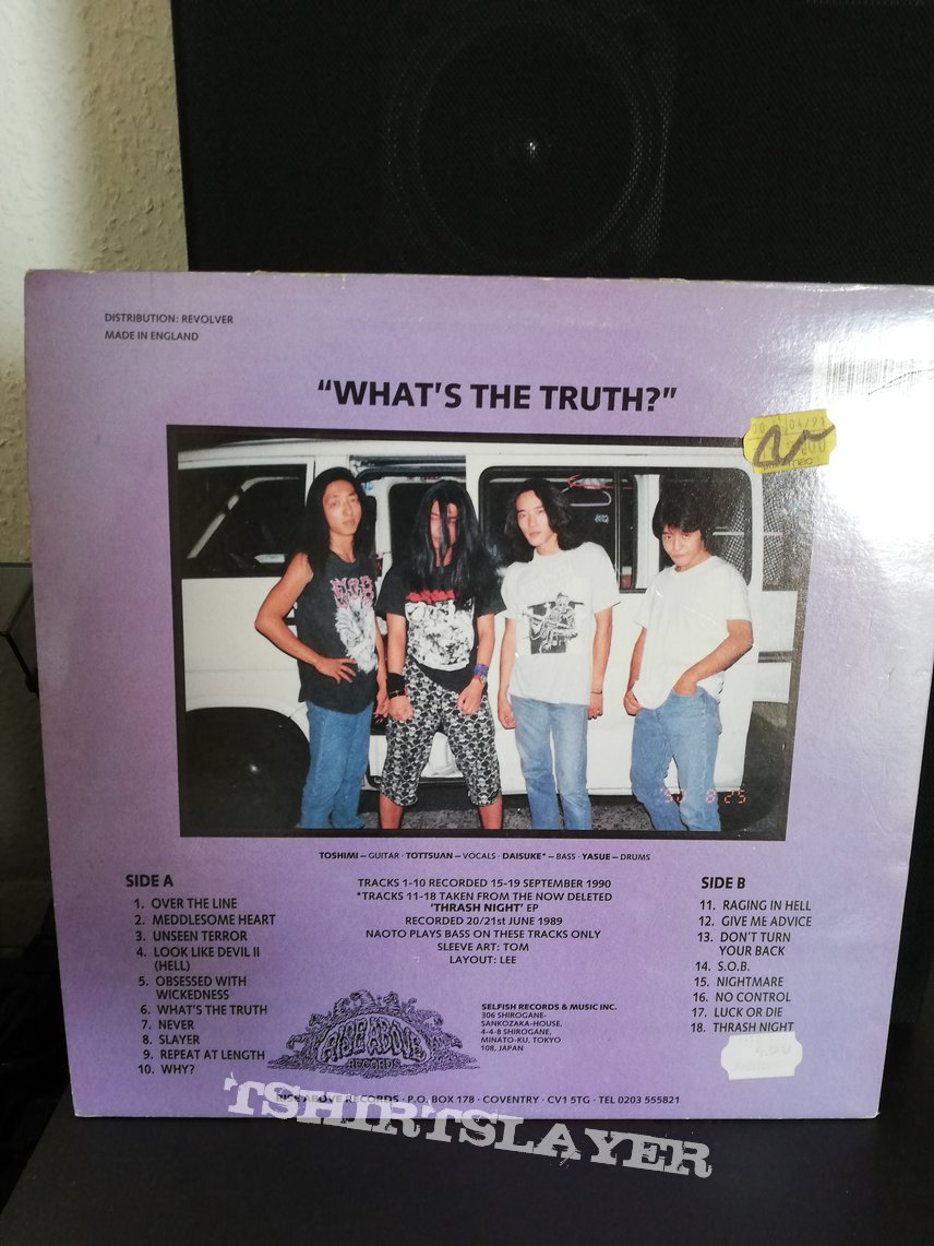 S.O.B. - what's the truth