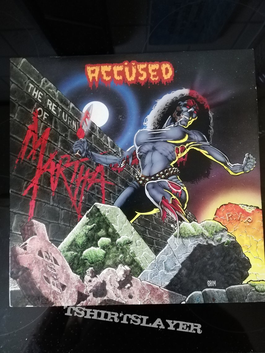 The Accüsed - the return