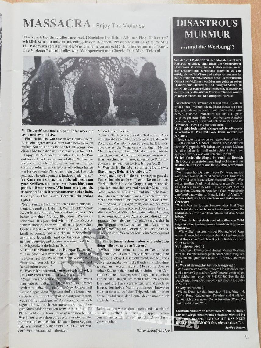 Vampire magazine