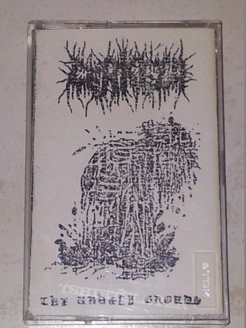 Derketa - The Unholy Ground demo tape