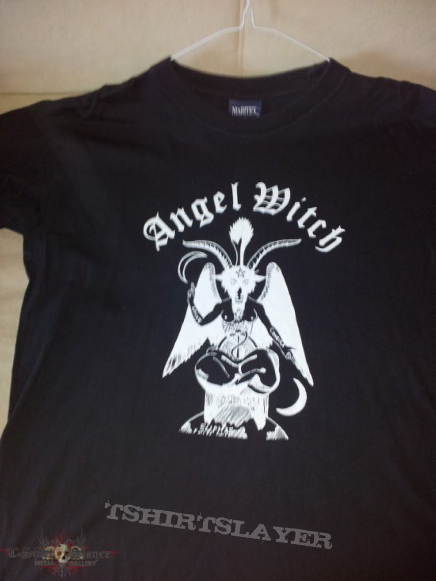 TShirt or Longsleeve - Angel Witch