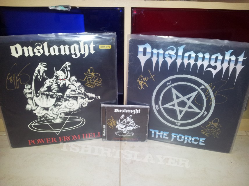 Onslaught Collection (Signed)