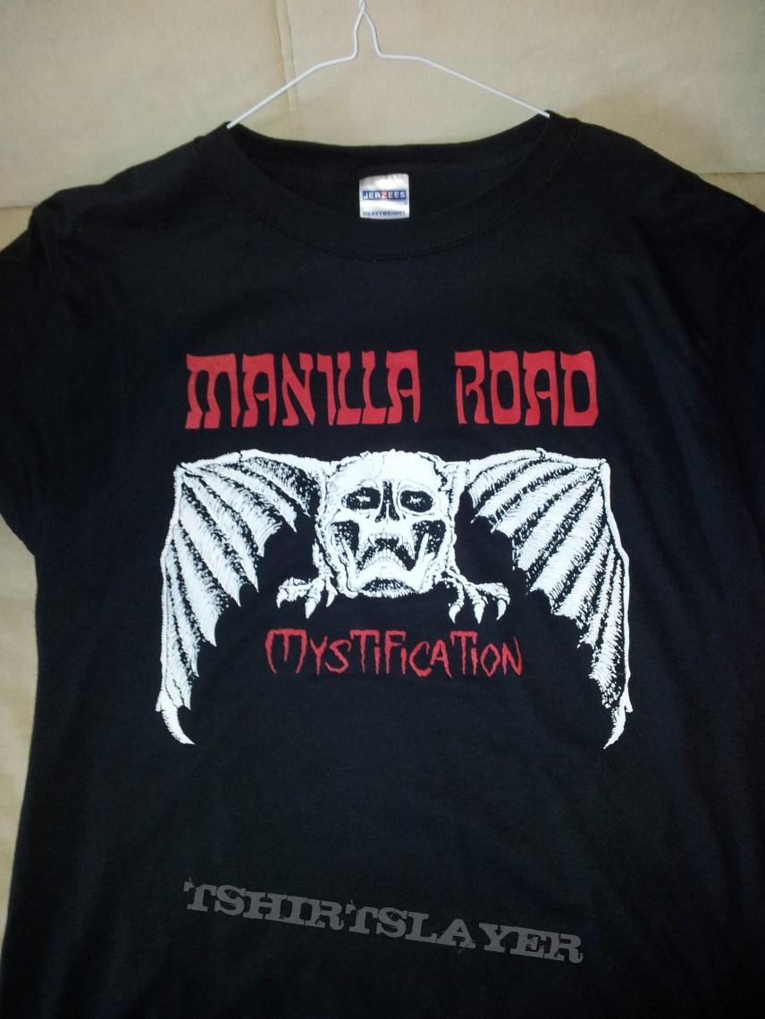 TShirt or Longsleeve - Manilla Road - Mystification