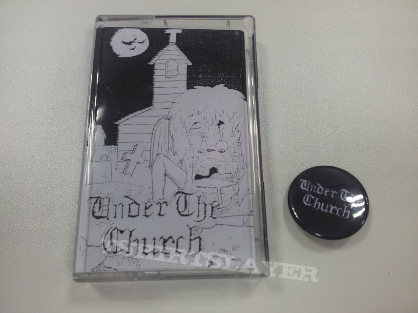 Under The Church Demo Tape + Pin