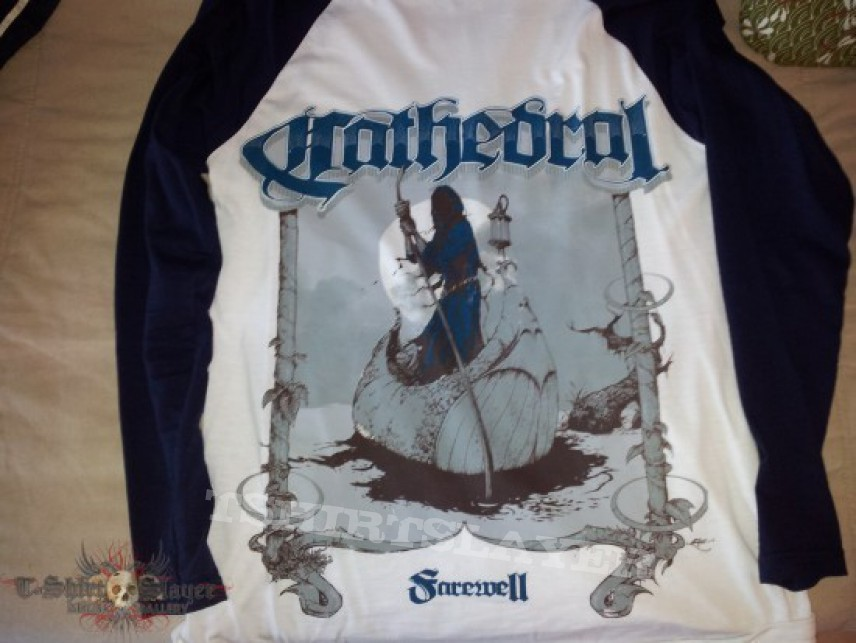 TShirt or Longsleeve - Cathedral - Final Show Baseball Jersey