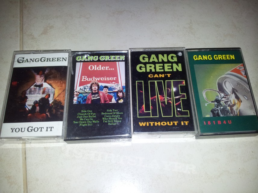 Gang Green Tape Collection