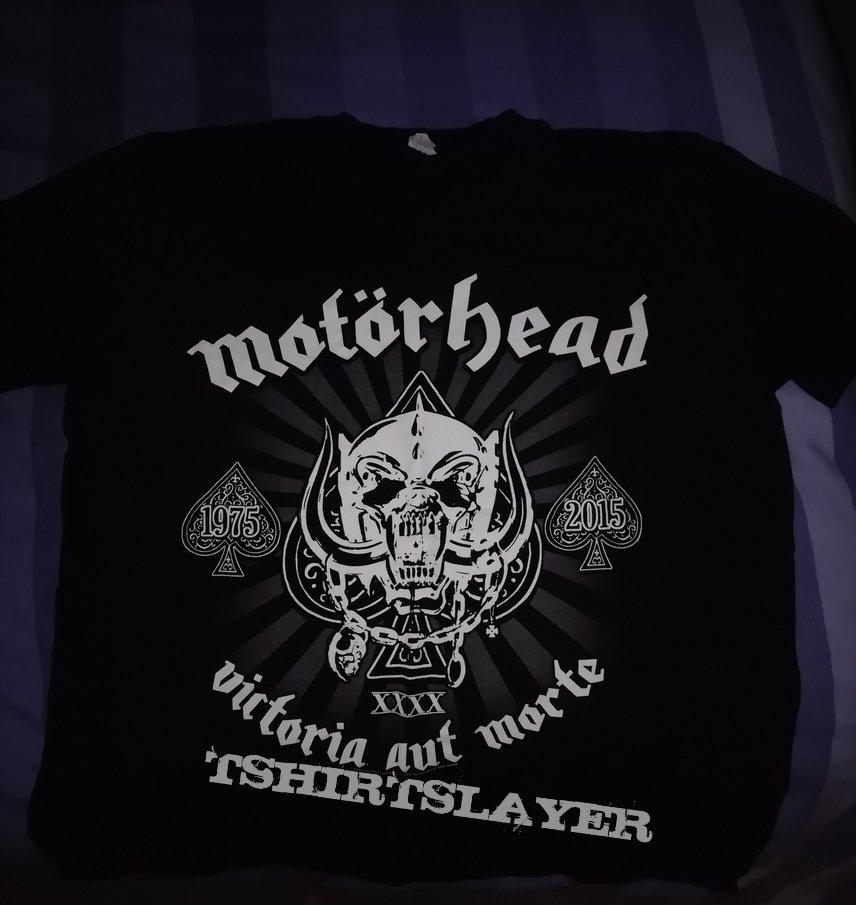 Motorhead commemorative shirt