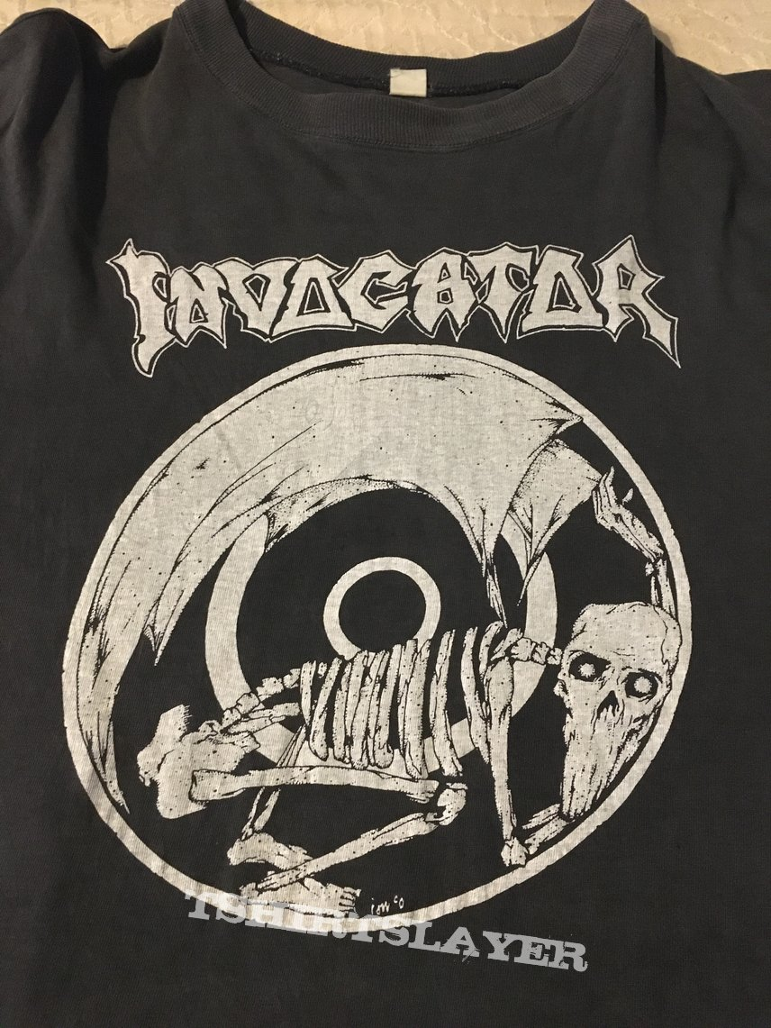 1990 Invocator Demo Shirt