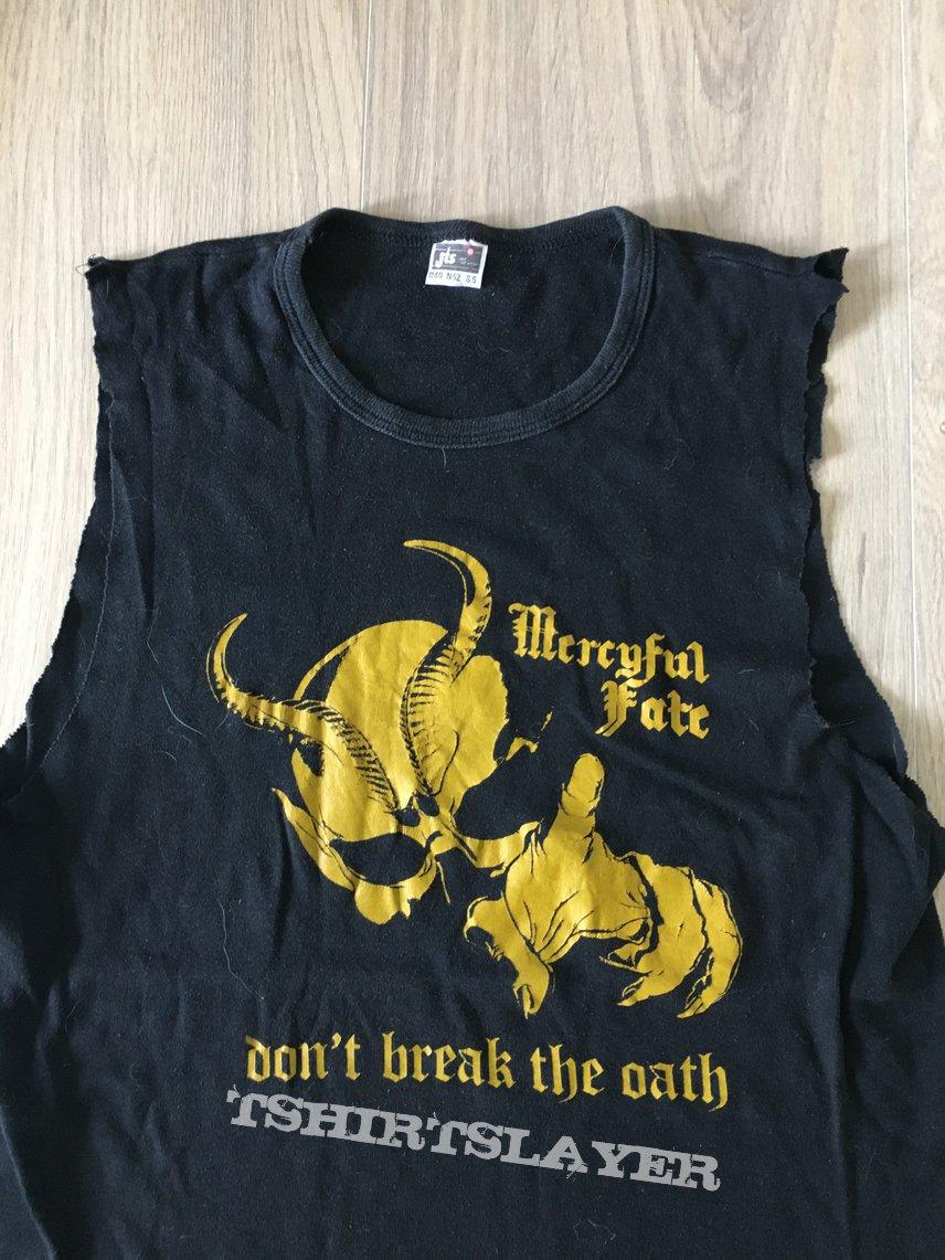 Original 1984 Mercyful Fate DBTO shirt!