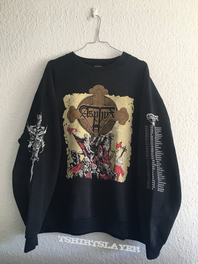 Original 1991 Asphyx Sweatshirt