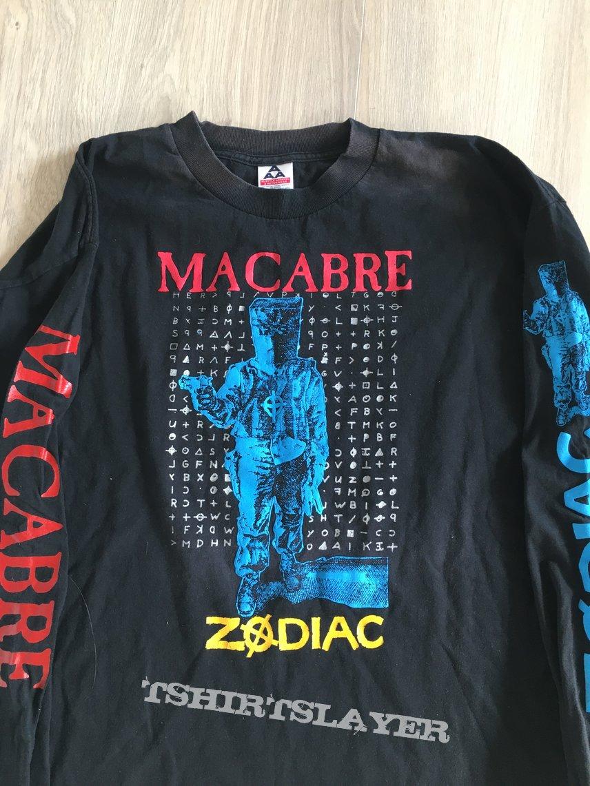 Original 1993 Macabre - Zodiac Longsleeve