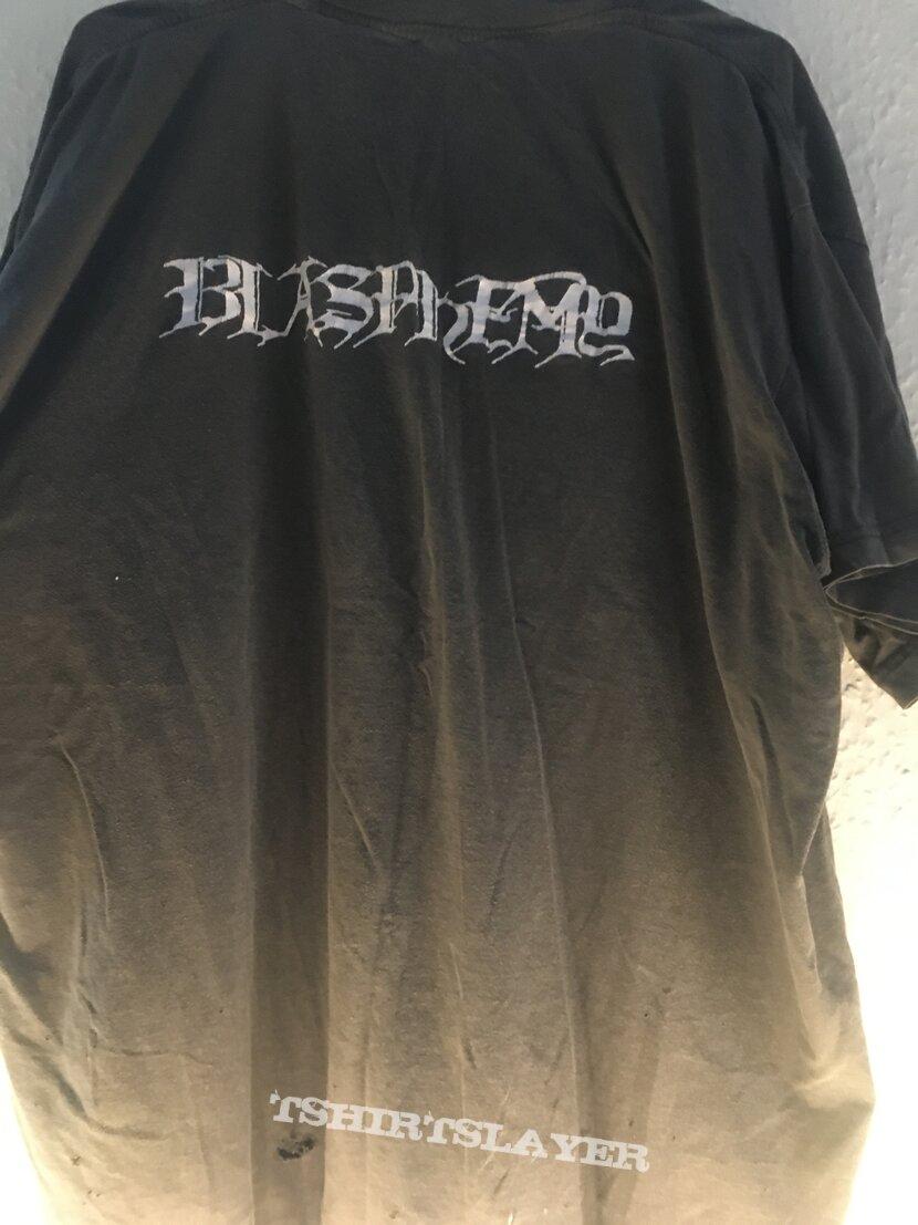 Ancient Blasphemy shirt!