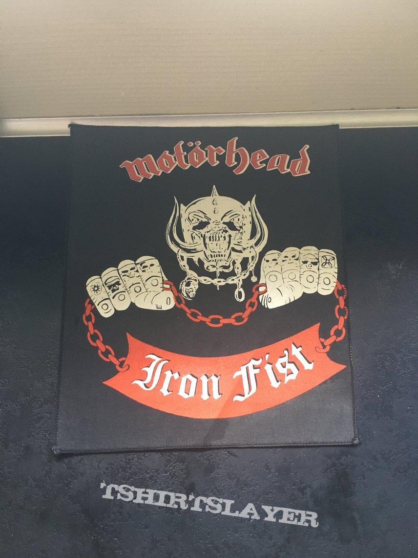 Early 80's Motörhead Backpatch