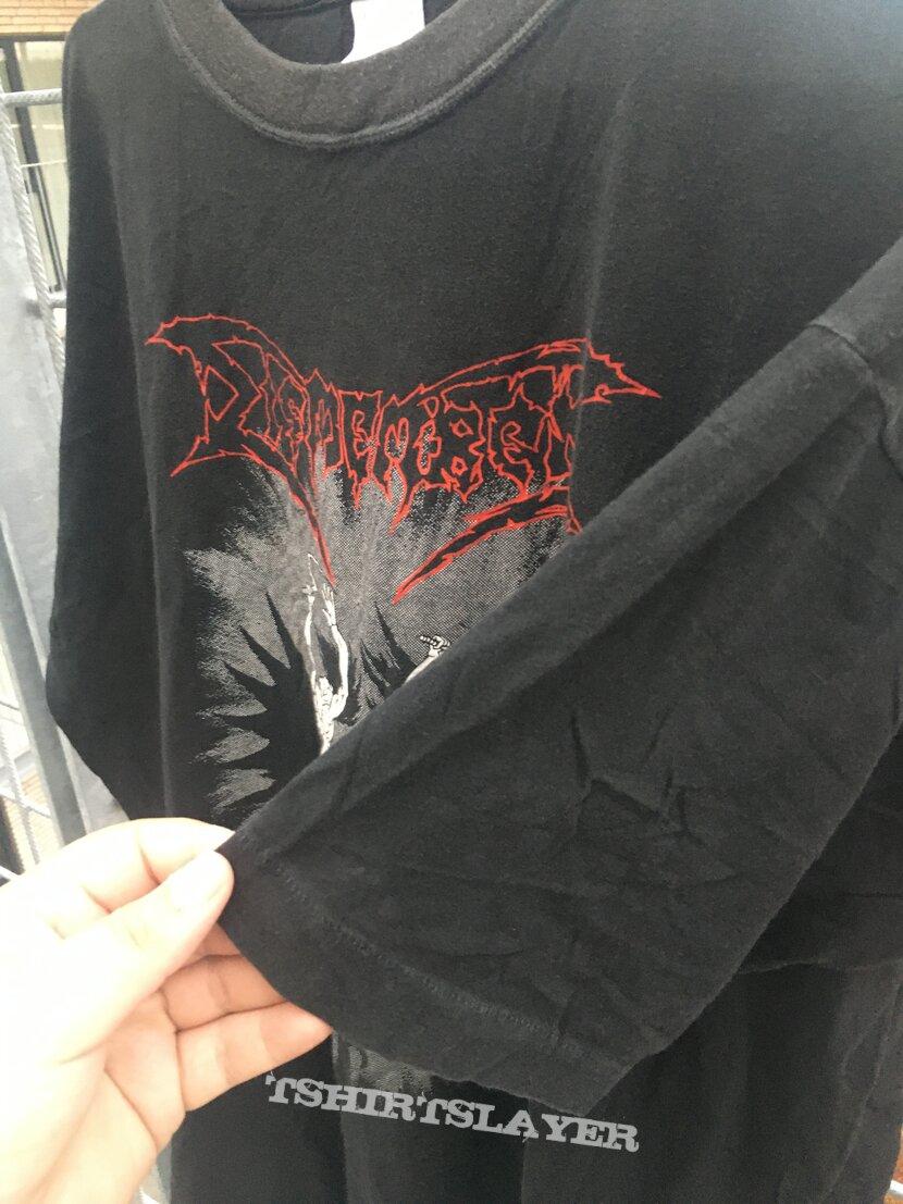 Original, Dismember - I Wish You Hell tour shirt