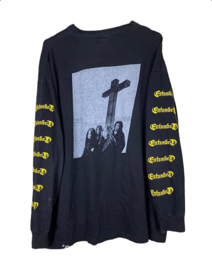Original Entombed Left Hand Path longsleeve