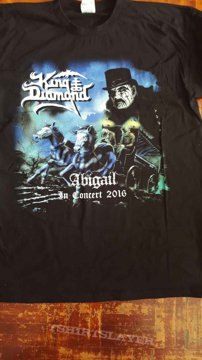 King Diamond - Abigail In Concert 2016