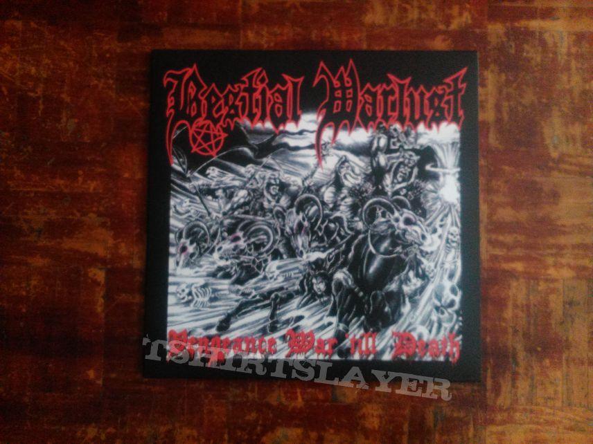 Bestial Warlust - Vengeance War 'Till Death LP