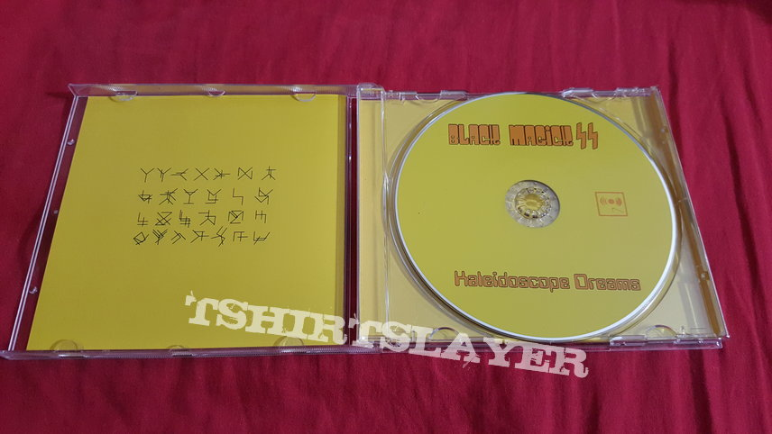 Black Magick SS - Kaleidoscope Dreams CD