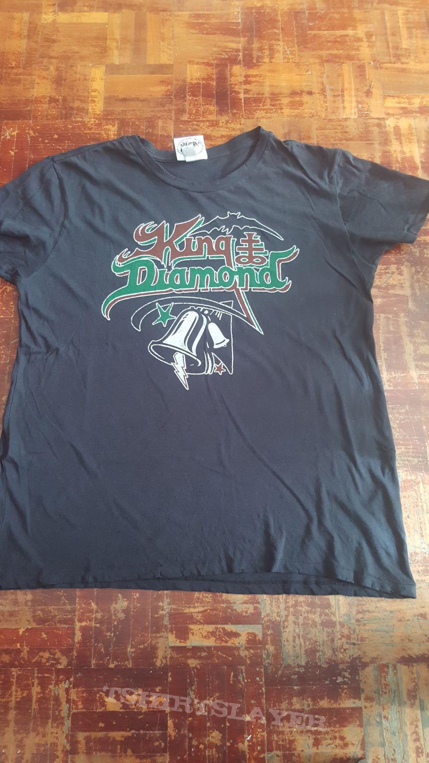 King Diamond - No Presents For Christmas Retro Shirt | TShirtSlayer ...