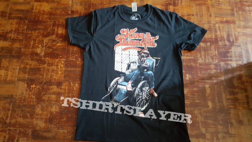 King Diamond - Wheelchair Official Shirt