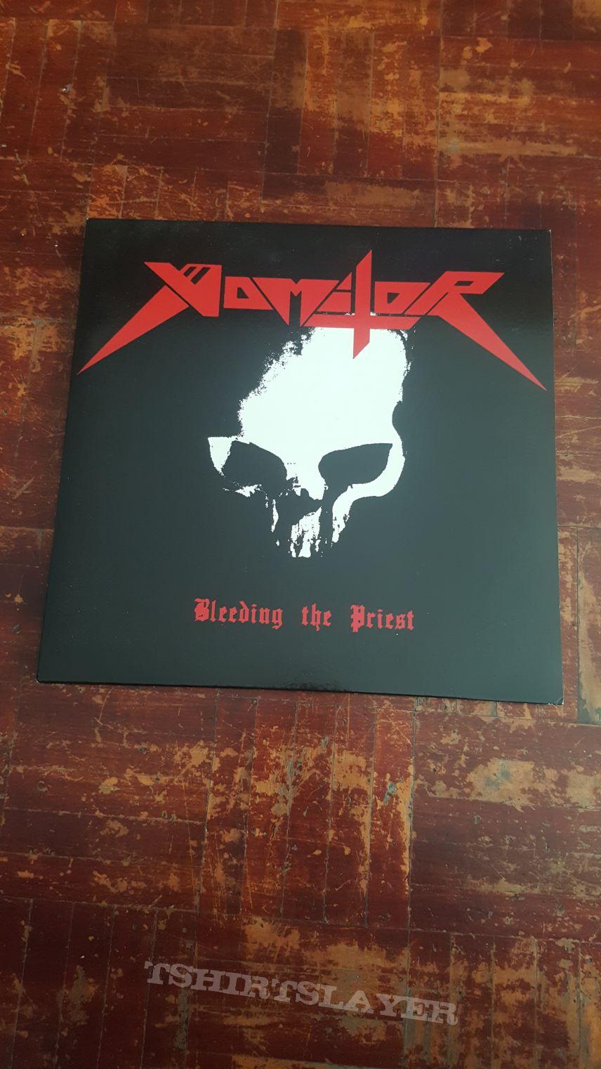 Vomitor - Bleeding The Priest LP