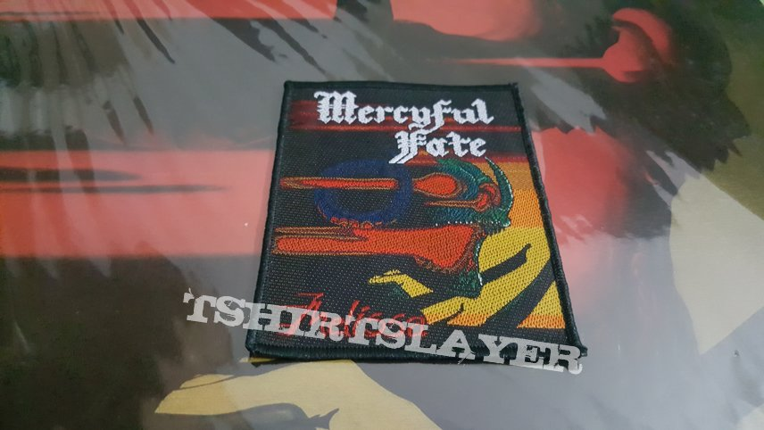 Mercyful Fate - Melissa Official Patch