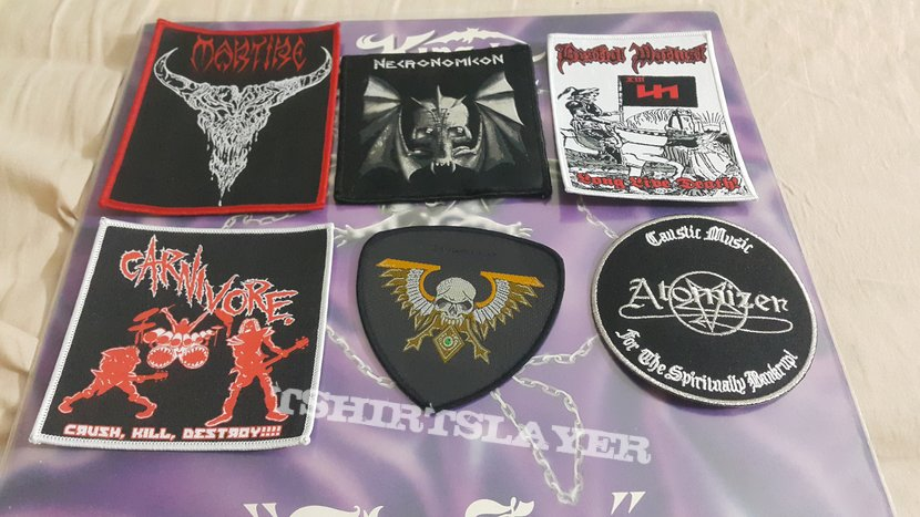 Patches for show