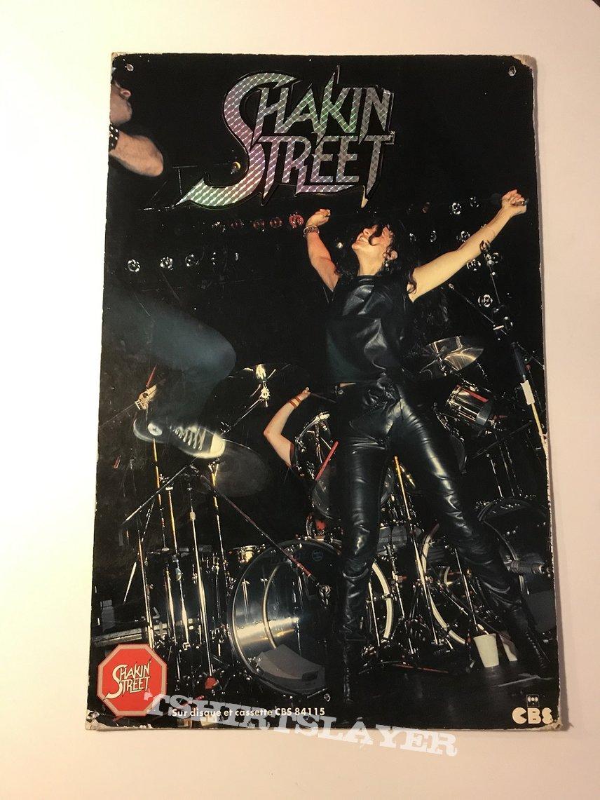 Shakin' Street PLV