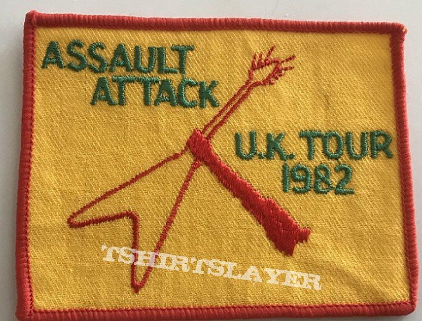Patch Assault Attack