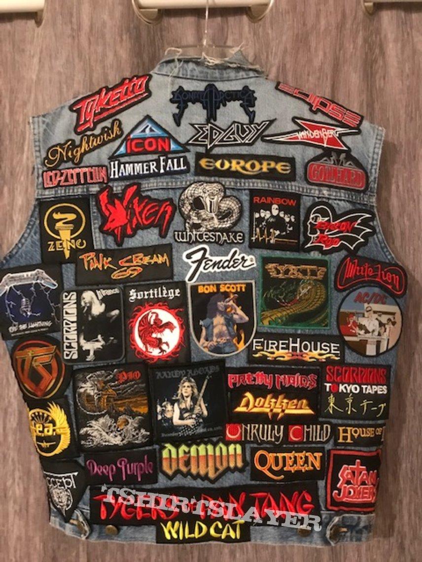 My vest November 2019