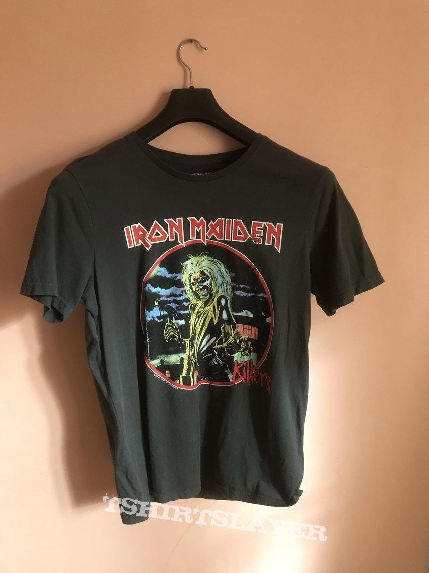 Iron Maiden TShirt 2