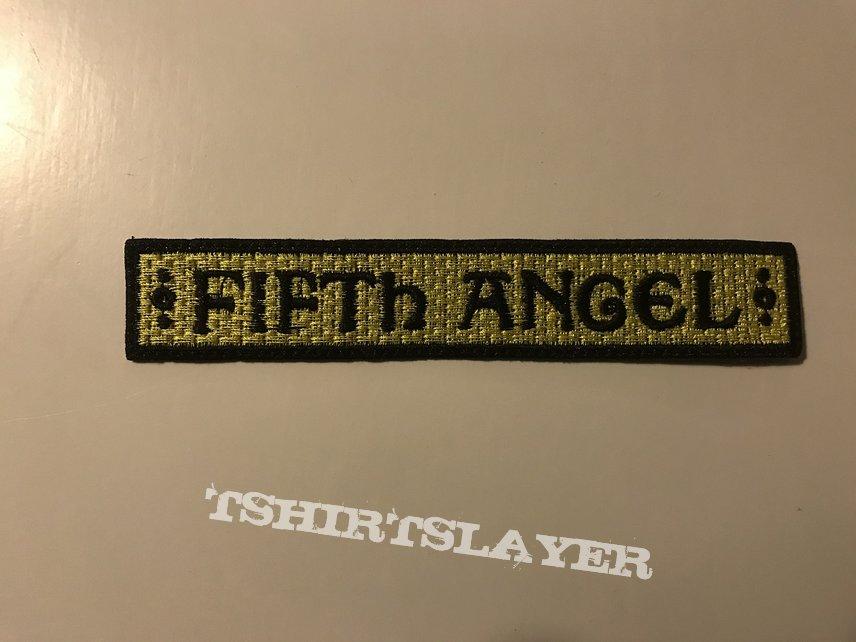 Fifth Angel Logo Patch