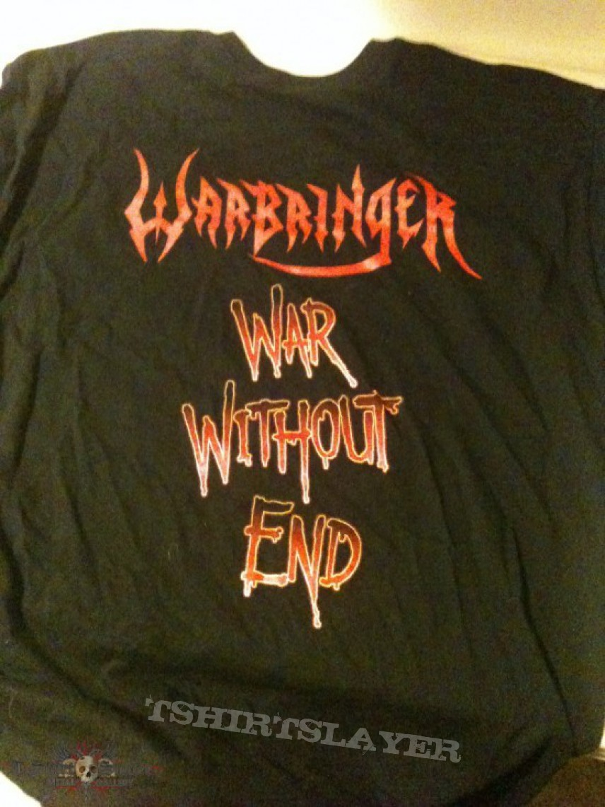 TShirt or Longsleeve - Warbringer War without End
