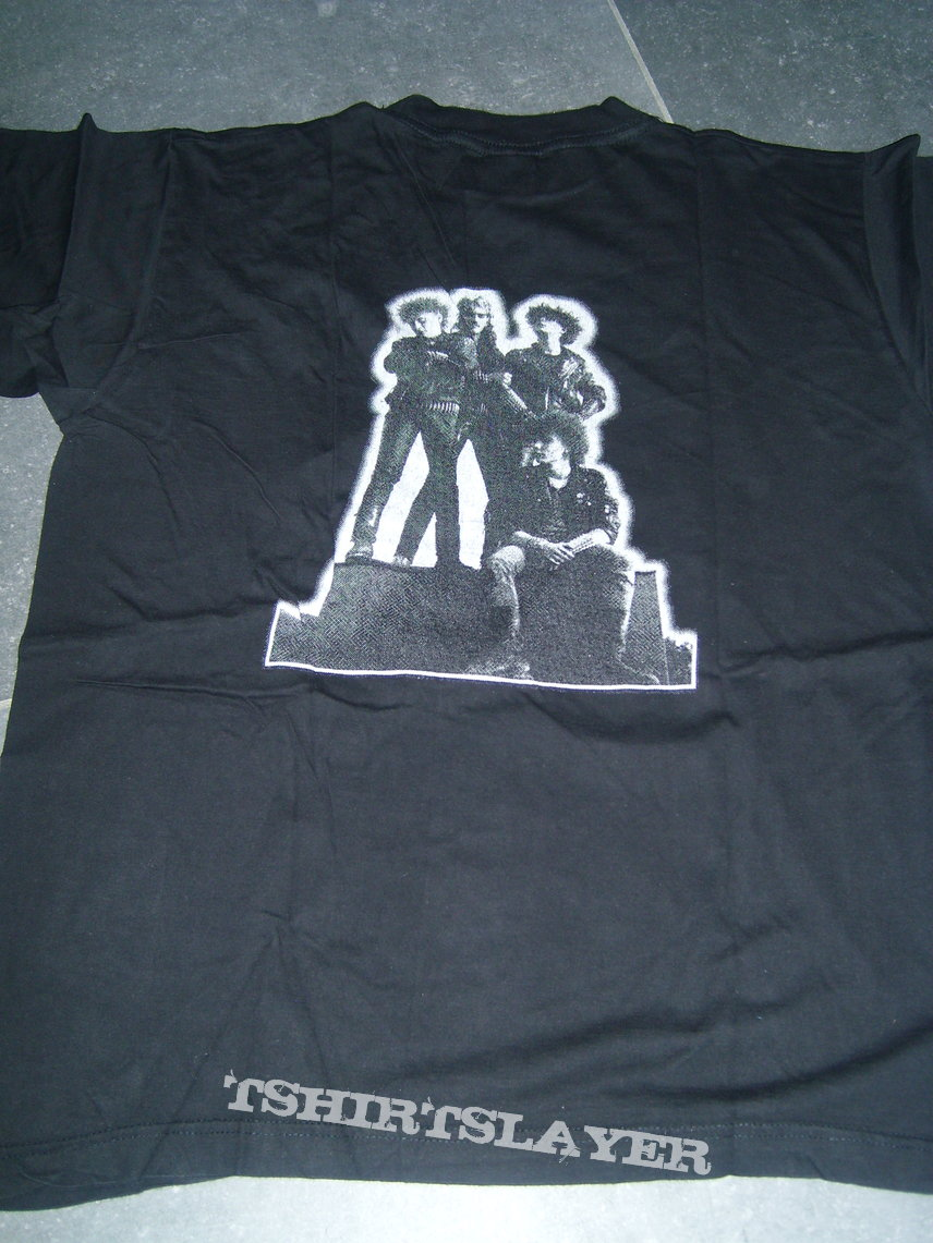 NECRONOMICON  shirt with backprint