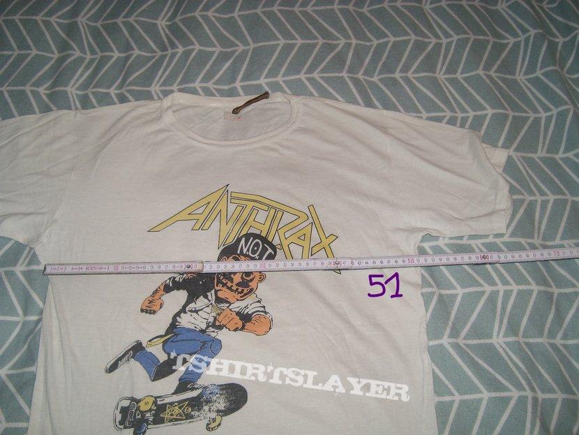 ANTHRAX Mosh It Up shirt