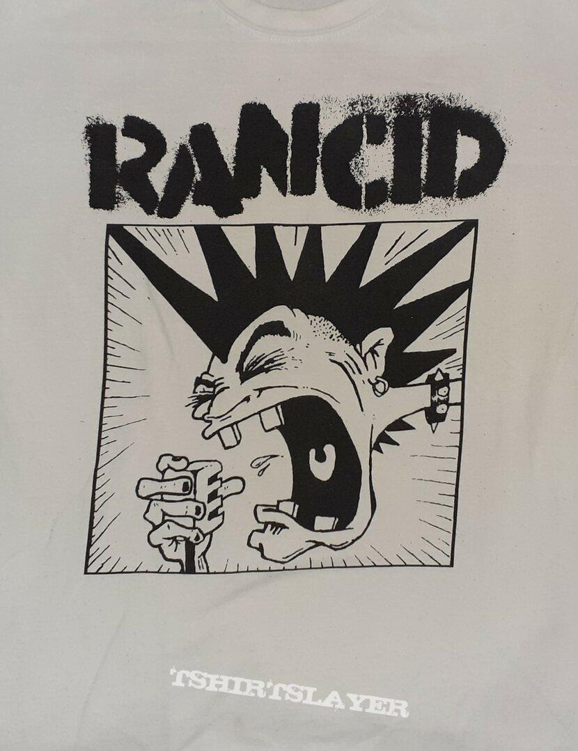 RANCID Punk shirt