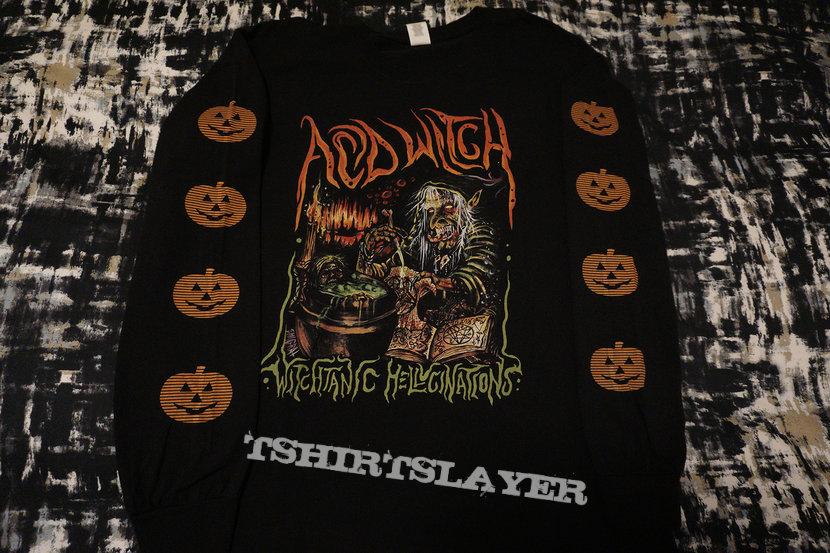 Acid Witch longsleeve