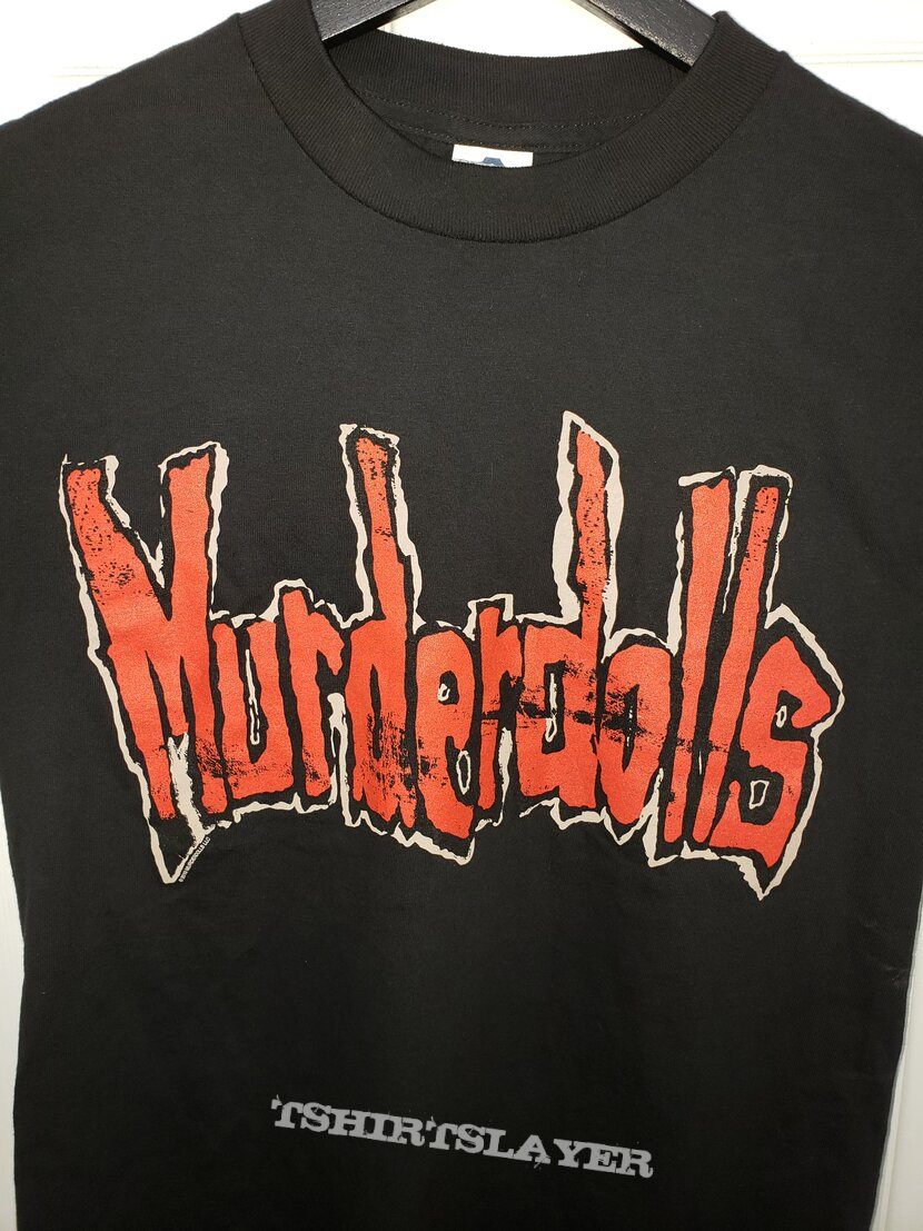 Murderdolls - front and back print shirt